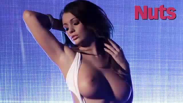 Holly Peers Topless Pictures Bring Down Thor's Hottie Hammer